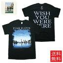 【送料無料】PINK FLOYD Wish You Were Here ライセンス オフィシャル Tシャツ 公式 黒 半袖 JSR T-Shirt Black ピンクフロイド
