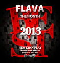 Artist Name: F - DJ GEORGE & MC MOGGYY /FLAVA OF THE MONTH 2013 BEST 2XCD