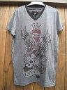 ED HARDY /エドハーディー N.Y.C Vネック Tシャツ H.G