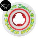 【RICTA リクタ】52mm PRO SPEEDRINGSTOMMY SANDOVAL 81Bウィール スケートボード スケボー sk8 skateboard