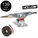 【INDEPENDENT インディペンデント】139 LOW REYNOLDS II GC HOLLOW BAKER SILVER TRUCKS(Stage11...