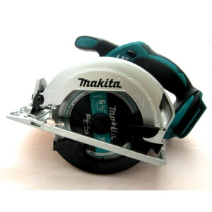 マキタ18V充電式丸のこ日本仕様本体のみ/丸ノコ電動のこぎり