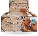クエストバー プロテインバー ダブルチョコレートチャンク 12本入り/ Quest Bar Prot