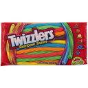 Twizzlers ツイスト レインボーキャンディー 351g/ Twizzlers Rainbow Candy Twists, 12.4 oz