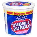 【訳あり】AMERICA'S ORIGINAL DUBBLE BUBBLE BUBBLE GUM 3.7LB /アメリカズ オリジナル ダブルバブル ガム 大容量 380個 1.71kg..