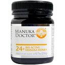 【訳あり】MANUKA DOCTOR Manuka Honey 24+ /マヌカドクター マヌカハニー 8.75 oz (250 g)【賞味期限2018年8月末】