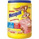 【訳あり】Nestle Nesquik Strawberry 2.2lb/ネッスル ネスクイック ストロベリー 1.02kg 【賞味期限 2018年9月末日まで】