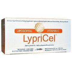 【即発送】Lypricel Liposomal Vitamin C, 30 Packets リプリセル ビタミンC 30包