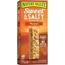 ネイチャーバレー グラノーラバー ピーナッツSWEET SALTY NUT 48個入り/ Nature Valley Peanut Sweet Salty Nut Granola Bars (1.2 oz, 48 pk)