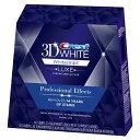 送料無料!20回分 クレスト 3Dホワイト ストリップス 歯の漂白キット プロフェッショナルエフェクト 3D Whitestrips Dental Whiten...
