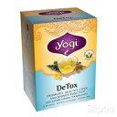 Yogi Tea デトックス 16袋入り Detox