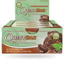 クエストバープロテインバーミントチョコレート12本入り/QuestBarProteinBarMintChocolateFlavor12ct