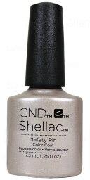 【訳あり//在庫限り】CND シェラック パワーポリッシュ カラーコート 7.3ml/ CND Shellac Power Polish Color Coat// Safety Pin