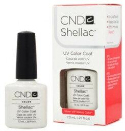 【訳あり/在庫限り!】CND シェラック UVカラーコート7.3ml ゴールドVIPステータスカラー/ CND Shellac UV Color Coat Gold VIP Status Color