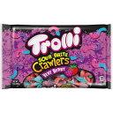 【訳あり】Trolli Sour Brite Crawlers VERY BERRY 14OZ Trolli サワーグミ ベリーベリー397g【在庫限り特別ご提供品/賞味期限2020年7..