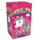 【訳あり】Kellogg's Unicorn Cereal Magical Cupcake 530g×2bag ケロッグ ユニコーン シリアル マジカルカップケーキ味 530g×2袋 1.0..