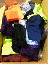 ショッピング帽子 レディース アウトレット処分品!ニットキャップ ビーニー 帽子 3個セット 在庫処分のため新品の良品です。