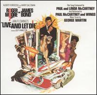 【メール便送料無料】Soundtrack / Live & Let Die (輸入盤CD)(007死ぬのは奴らだ)