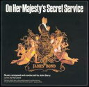 【Aポイント付】007女王陛下の007 Soundtrack / On Her Majesty's Secret Service(CD)