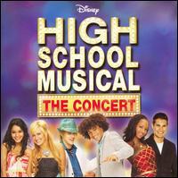【メール便送料無料】VA / High School Musical: The Concert (w/DVD) (輸入盤CD)