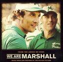 【メール便送料無料】Soundtrack / We Are Marshall (輸入盤CD) (サウンドトラック)