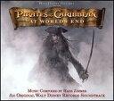 【メール便送料無料】Soundtrack / Pirates Of The Caribbean: At World's End (輸入盤CD) (パイレーツ・オブ・カリビアン:ワールド・..