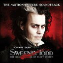 【メール便送料無料】Soundtrack / Sweeney Todd: The Demon Barber of Fleet Street (輸入盤CD)(スウィニー・トッド)