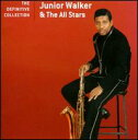 б┌есб╝еы╩╪┴ў╬┴╠╡╬┴б█Jr. Walker & All Stars / Definitive Collection (═в╞■╚╫CD)(е╕ехе╦евбжежейб╝елб╝бїекб╝еыбже╣е┐б╝е║)