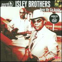 Other - 【メール便送料無料】Isley Brothers / Here We Go Again (輸入盤CD)(アイズレー・ブラザーズ)
