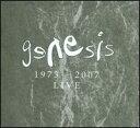 摇滚乐 - 【送料無料】Genesis / Live 1973-2007 (w/DVD) (Box) (輸入盤CD)(ジェネシス)