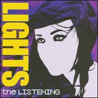 【メール便送料無料】Lights / Listening (輸入盤CD) (ライツ)