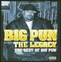 其它 - 【メール便送料無料】Big Punisher / Legacy: The Best Of Big Pun (輸入盤CD) (ビッグ・パニッシャー)