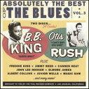 爵士 - 【メール便送料無料】VA / Absolutely The Best Of The Blues 3 (輸入盤CD)