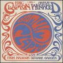 【メール便送料無料】Eric Clapton Steve Winwood / Live From Madison Square Garden (輸入盤CD)(エリック クラプトン&スティーヴ ウィンウッド)