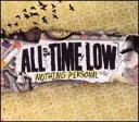 【メール便送料無料】All Time Low / Nothing Personal (輸入盤CD) (オール・タイム・ロウ)