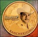 【メール便送料無料】El Tigrillo Palma (Efren Aguilar) / Rancherisimo (輸入盤CD)