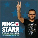 搖滾樂 - 【メール便送料無料】Ringo Starr & His All Starr Band / Live At The Greek Theatre 2008 (輸入盤CD)(リンゴ・スター)