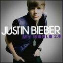 【メール便送料無料】Justin Bieber / My World 2.0 (輸入盤CD) (ジャスティン・ビーバー)