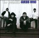 摇滚乐 - 【メール便送料無料】Guess Who / Essential Guess Who (輸入盤CD)(ゲス・フー)