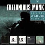 【メール便送料無料】Thelonious Monk / Original Album Classics (輸入盤CD) (セロニアス・モンク)