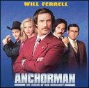 【メール便送料無料】Soundtrack / Anchorman (輸入盤CD)