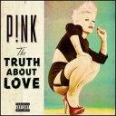 【メール便送料無料】Pink / Truth About Love (輸入盤CD)(ピンク)