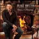 【メール便送料無料】Blake Shelton / Cheers It's Christmas (輸入盤CD) (ブレイク・シェルトン)【カントリー】