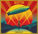 楽天あめりかん・ぱい【送料無料】Led Zeppelin / Celebration Day(Bonus DVD)(w/Blu-ray)(Deluxe Edition) (輸入盤CD)(レッド・ツェッペリン)