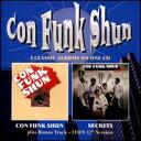 乐天商城 - 【メール便送料無料】Con Funk Shun / Con Funk Shun/Secrets (Bonus Track) (輸入盤CD) (コン・ファンク・シャン)