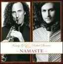 【メール便送料無料】Kenny G/Rahul Sharma / Namaste (輸入盤CD)(ケニーG)