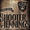 Rakuten - 【メール便送料無料】Shooter Jennings / Family Man (輸入盤CD)(シューター・ジェニングス)