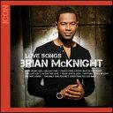 【輸入盤CD】Brian McKnight / Icon Love Songs(ブライアン マックナイト)