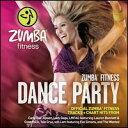 【メール便送料無料】VA / Zumba Fitness Dance Party (輸入盤CD)