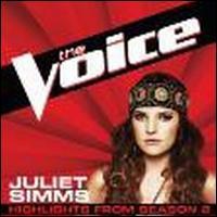 【メール便送料無料】Juliet Simms / Voice: Highlights From Season 2(EP) (輸入盤CD)(ジュリエット・シムズ)